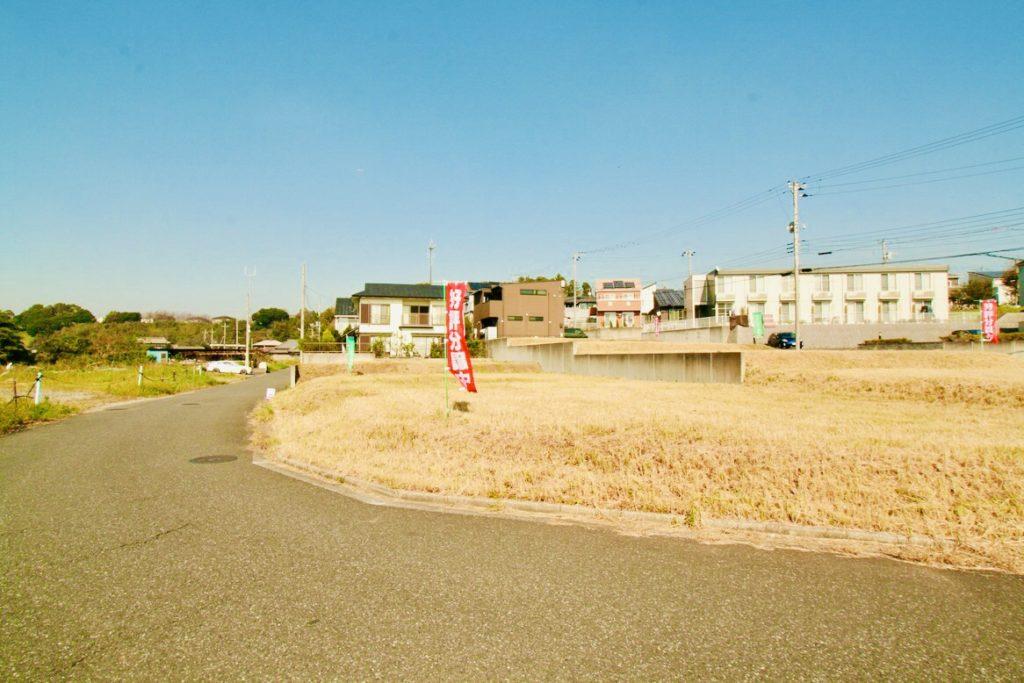 市原市の売土地 小副川工務店のデライトシティちはら台西Ⅱ土地分譲地